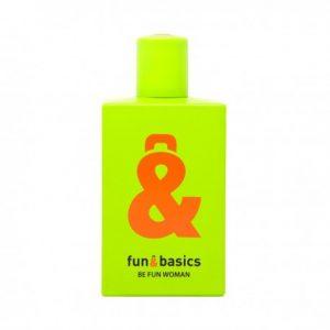 Fun&Basics Be Fun Woman Eau de Toilette