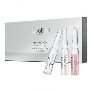 Natura Bissé Diamond Instant Glow 3x15ml