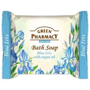 Green Pharmacy Blue Iris With Argan Oil