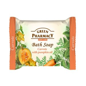 Green Pharmacy Bath Soap Carrots With Pumpkin Oil