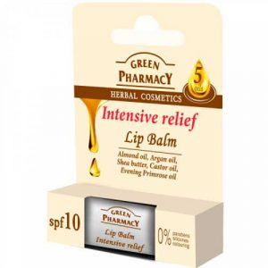 Green Pharmacy Intensive Relief Lip Balm