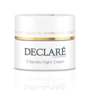 Declaré 5 Secrets Night Cream