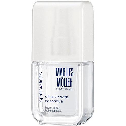 Marlies Moller Beauty Haircare Specialists Oil Elixir With Sasanqua