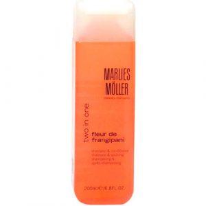 Marlies Moller Beauty Haircare Fleur Frangipani Shampoo and Conditioner 200 ml