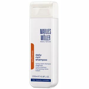 Marlies Möller Softness Daily Rich Shampoo 200 ml