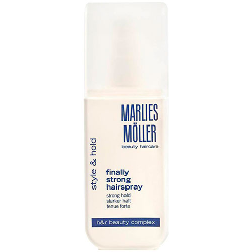 Marlies Moller Beauty Haircare Essential Style and Hold Finally Strong 125 ml