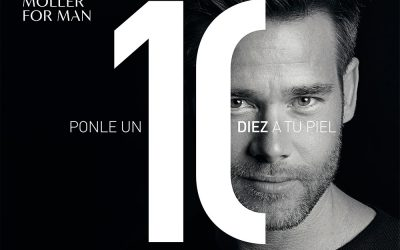 10 seconds to get a perfect skin with Möller for Man!