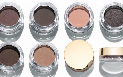 Clarins Eye shadows in cream texture. Enjoy it!