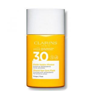Clarins Mineral Sun Care Fluid SPF30