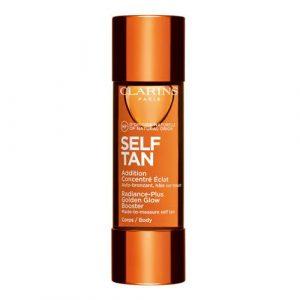 Clarins Self Tan Radiance - Plus Golden Glow Booster