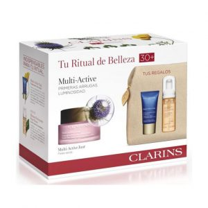 Clarins Multi-Active Jour Targets Fine Line Dry Skin 50 ml Gift set