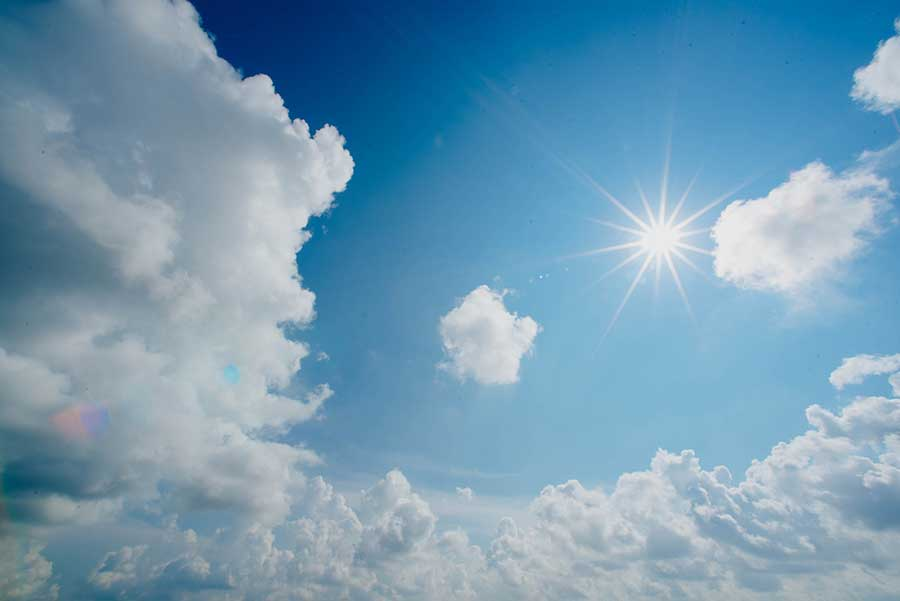 Tips for responsible use of the sun