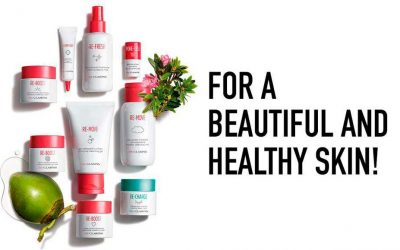 My Clarins: Natural beauty for young skin