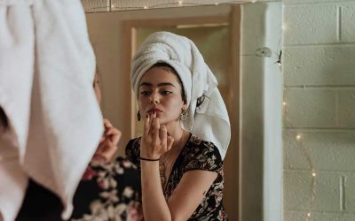 Take care of your skin at home with a simple beauty routine