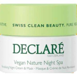 Declaré Vegan Nature Night Spa Moisturizing Cream