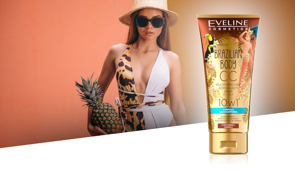 The perfect Tan is possible with Eveline Brazilian Body
