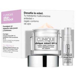 Clinique Multi-Correcting Moisturizing Cream Smart SPF15 50 Ml + Gift Set