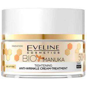 Eveline Bio Manuka Day / Night Lifting 50+ 50 Ml