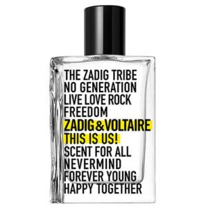 Zadig Voltaire This Is Us Edt
