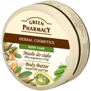 Green Pharmacy Body Butter Argan Oil and Figs 200ml